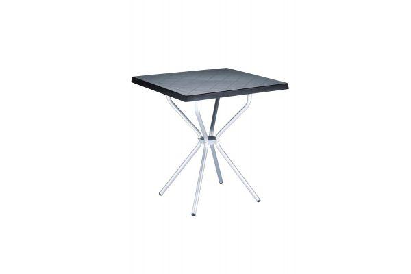 Tisch Sorthie 70 cm schwarz