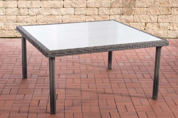 Tisch St. Augustin grau-meliert