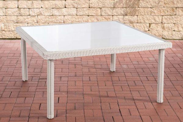 Tisch St. Augustin perlweiß