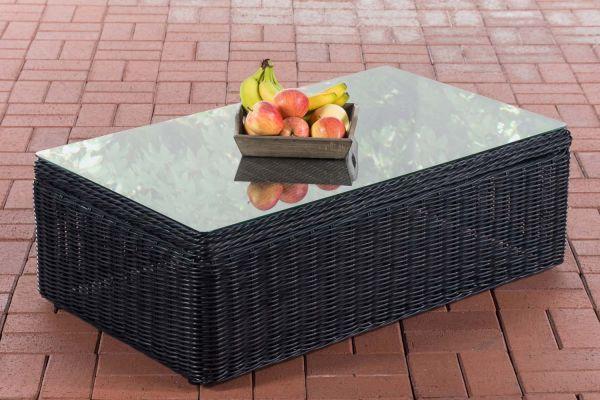 Tisch Tibera 5mm schwarz