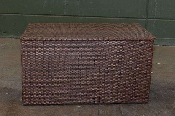 #G 60: Auflagenbox XL braun-meliert