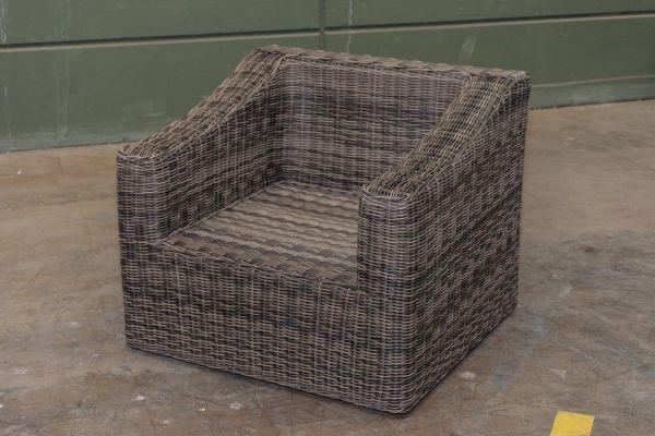 : #G Garnitur 118: Sessel Bemalda 5mm ohne Polster