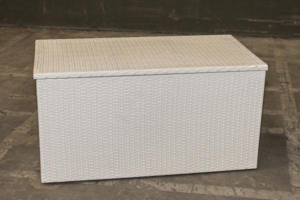 #G Ganitur 16: Auflagenbox L weiß-weiß