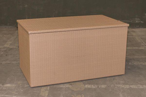 #G Garnitur 18: Auflagenbox XL-sand