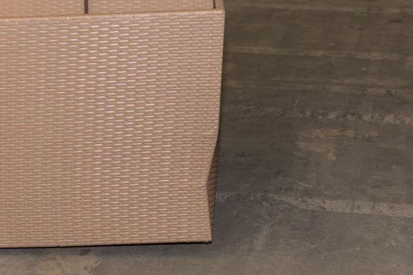 #G Garnitur 19: Auflagenbox XL -sand