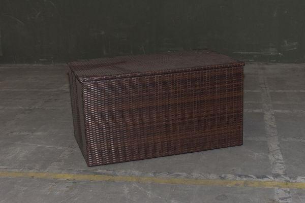 #G Garnitur 31: Auflagenbox XL-braun-meliert