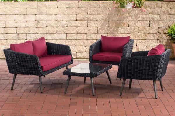 HBM# Lounge-Set Trosa 5mm schwarz