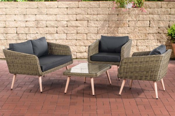 HBM# Lounge-Set Trosa 5mm natura