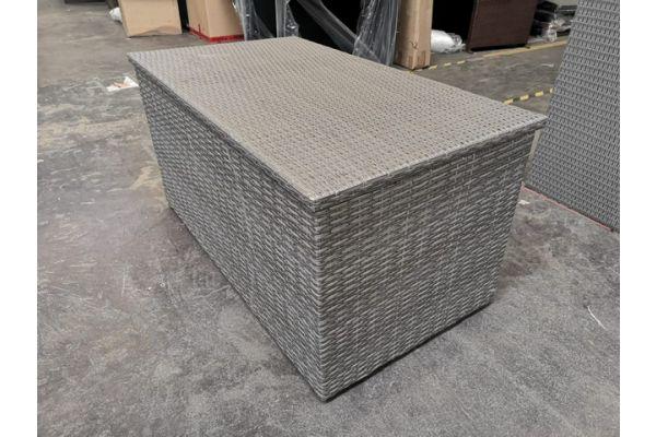 #G 532: Auflagenbox L-grau