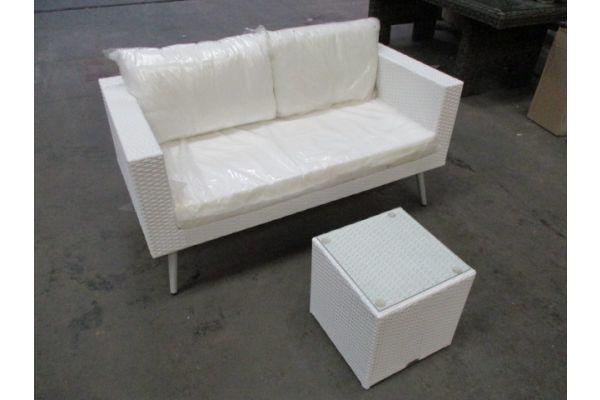 #hbm 1756: Sofa Molde + Tisch 40x40x40