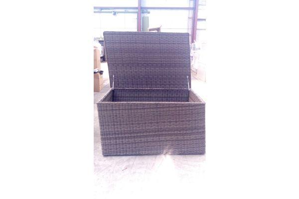 #G Luxus Box 5mm Grau XXl-grau-meliert