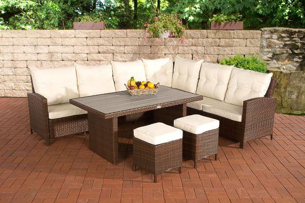 Rattan lounge halbrund  Loungemöbel günstig kaufen - Rattan Lounge Gartenmöbel