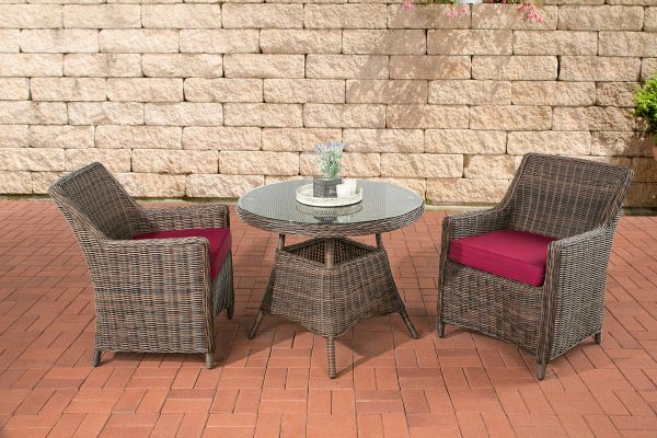 sitzgruppe fr balkon perfect xl balkon lounge set fr balkon und terrase erweiterbar polyrattan. Black Bedroom Furniture Sets. Home Design Ideas